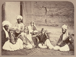 Nautch girls [Kabul]. 59